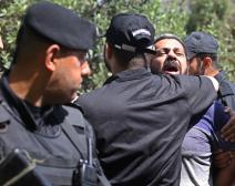 صورة إرشيفة لأحد المتهمين بقتل فقها (صفا)