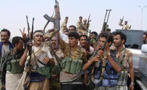 تقدم نوعي للمقاومة في الضالع وقصف للحوثيين في الحدود