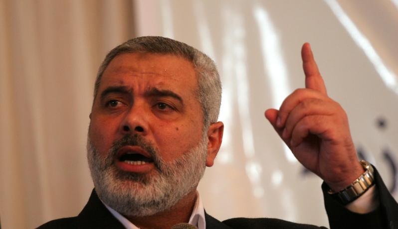 هنية لأهل القدس: حماس لن تخذلكم وأبناؤها يعرفون طريقهم لنصرة الاقصى