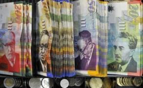 أسعار العملات مقابل الشيقل (الإسرائيلي)