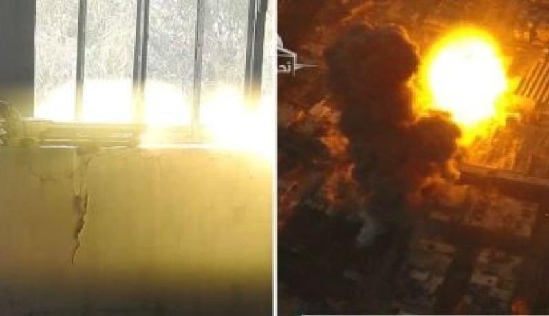المعارضة السورية تتسلل لدمشق في أول حادث منذ بداية الازمة