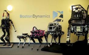 """الروبوت """"سبوت ميني"""" بديل الكلب المنزلي"""