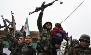 المعارضة السورية تنفي خسارة مطار منغ