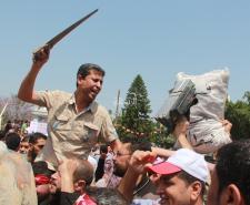 في يومهم العالمي.. وقفة لعمال غزة للمطالبة بحقوقهم