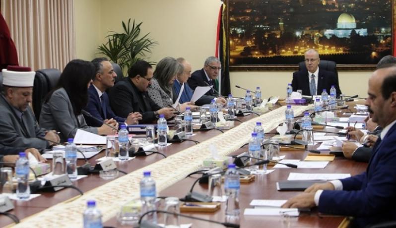 اجتماع حكومة الحمدالله