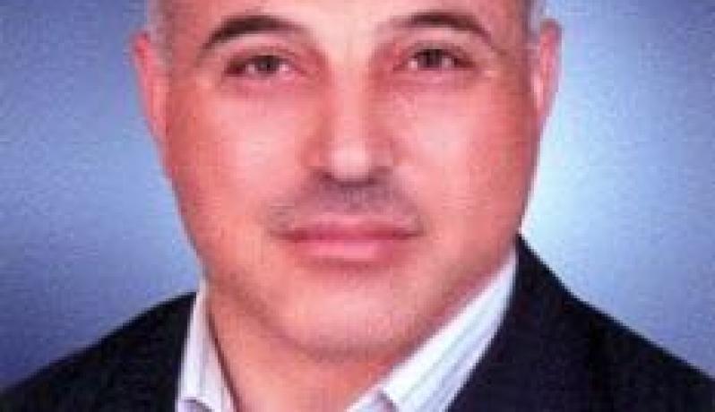 عماد الافرنجي رئيس منتدى الاعلاميين الفلسطينيين