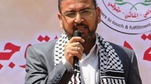 المتحدث باسم حركة حماس الدكتور سامي أبو زهري