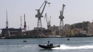 ميناء بور سعيد