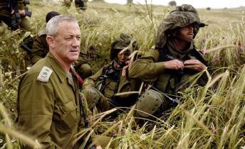 قائد جيش الاحتلال