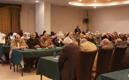 حماس تحتفل بإصدار كتابين للأسير البرغوثي
