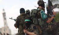 جنود من كتائب القسام في غزة (الأرشيف)