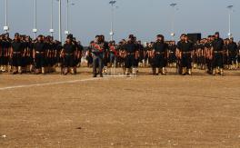 وزارة الداخلية تُخرّج فوج شهداء العصف المأكول