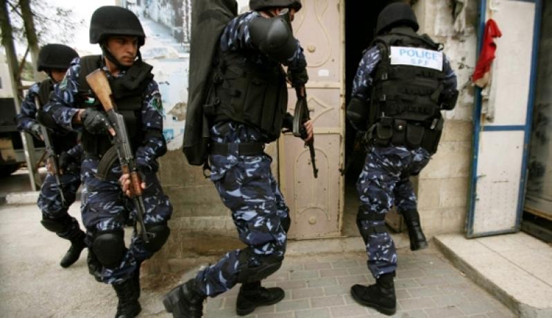 اعتقالات السلطة في الضفة (أرشيف)
