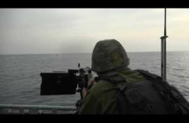 أسبوع تدريبي لبحرية الاحتلال في بحر قطاع غزة