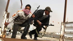 مسلحون في ليبيا (الأرشيف)