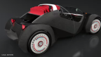 أول سيارة مطبوعة بالعالم
