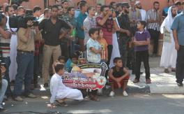 مسيرة للفصائل بغزة نُصرة للأقصى
