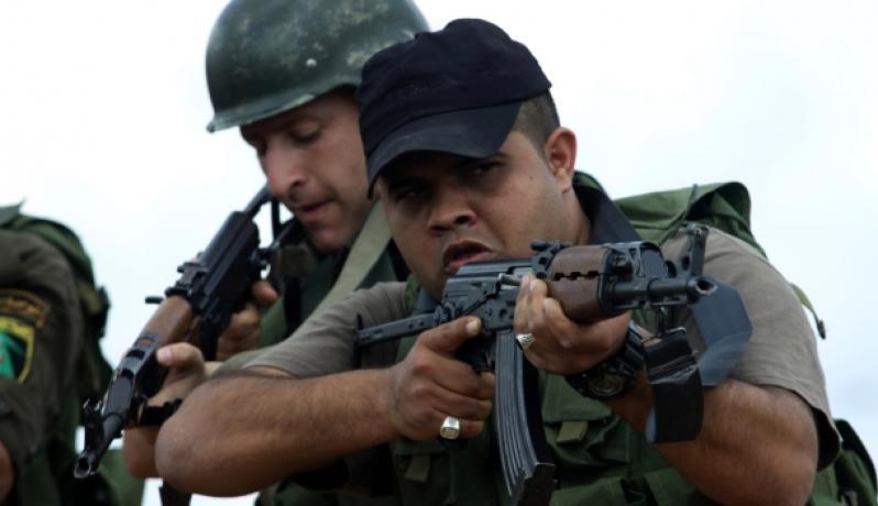 شرطي من سلطة رام الله