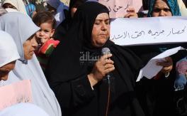 متضررو بيت حانون يطالبون بتسريع الإعمار