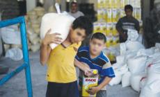 من المسؤول عن حالات النصب باسم فقراء غزة ؟