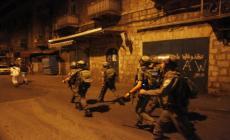 قوات الاحتلال خلال مداهمات