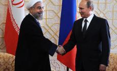 روحاني سيقوم بزيارة عمل للصين ويحضر اجتماع قمة الكتلة الأمنية التي ترأسها الصين وروسيا