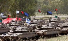 صورة لقوات الاحتلال
