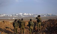 جنود الاحتلال شرق غزة