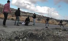 مواجهات قرية النبي صالح