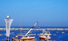 ميناء غزة البحري (صورة أرشيفية)