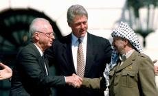 اتفاق اوسلوا بين السلطة واسرائيل