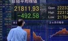 الأسواق المالية الآسيوية