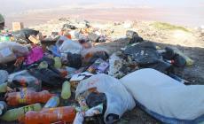 اتلاف مواد فاسدة بغزة