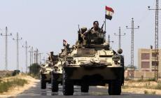 """بدأت """"عملية سيناء"""" في فبراير/شباط الماضي"""