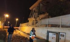 خلال قصف منزل في بئر السبع