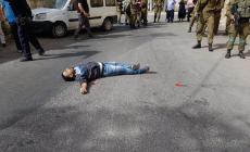 الاحتلال يعدم شابًا قرب الحرم الإبراهيمي بالخليل