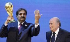 لحظة إعلان فوز قطر بتنظيم مونديال 2022