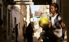 """لقطة من فيلم """"ملاعب الحرية"""" للمخرجة نزيهة عريبي"""