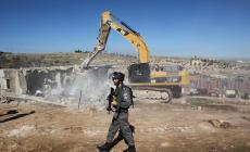 الاحتلال يهدم منزل  ببلدة بيت حنينا في القدس
