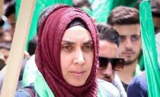 الأسيرة سوزان أبو غنام