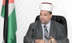 وزير الأوقاف والشؤون الدينية الشيخ يوسف ادعيس