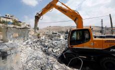 الاحتلال يهدم خيمتين جنوب الخليل