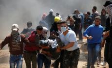 الاحتلال يصيب سائق جرافة بجراح خطيرة شمال قطاع غزة