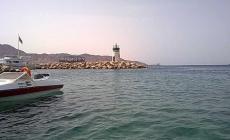 خليج العقبة في الجانب الأردني (توضيحية)