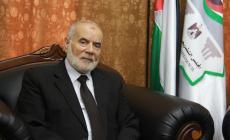 النائب الأول لرئيس المجلس التشريعي أحمد بحر