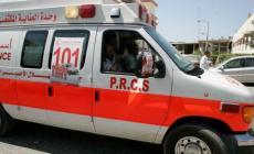 مصرع مسن بحادث سير في خانيونس