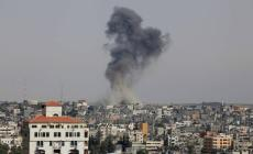 استشهاد 9 فلسطينيين بينهم أطفال في قصف حلب