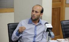 """الناطق باسم حركة """"الأحرار"""" الفلسطينية م.ياسر خلف"""