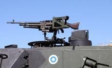 سرقة سلاحين 'ماغ' من دبابة إسرائيلية في الجولان
