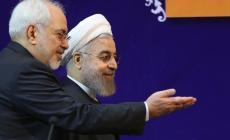 روحاني يرفض استقالة وزير الخارجية ظريف